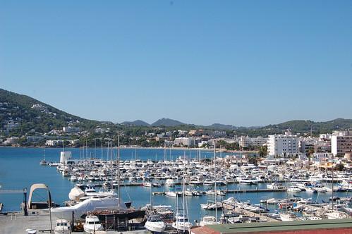 Ibiza santa eulalia marina