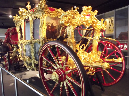 Museum of London - City Gallery - Lord Mayor of London - The Lord Mayor's State Coach