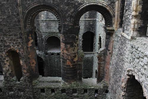 Castello: interno