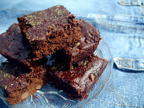 Not-Pot Brownies (b-0021)