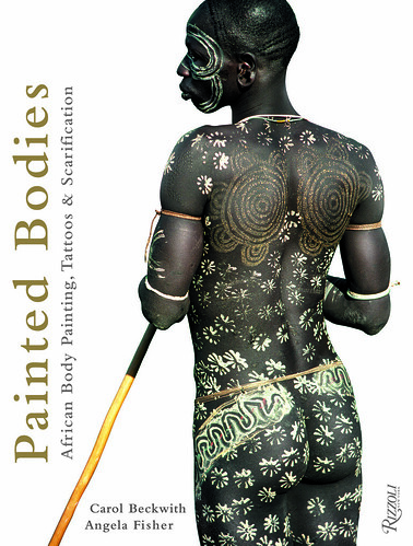 Painted Bodies book cover