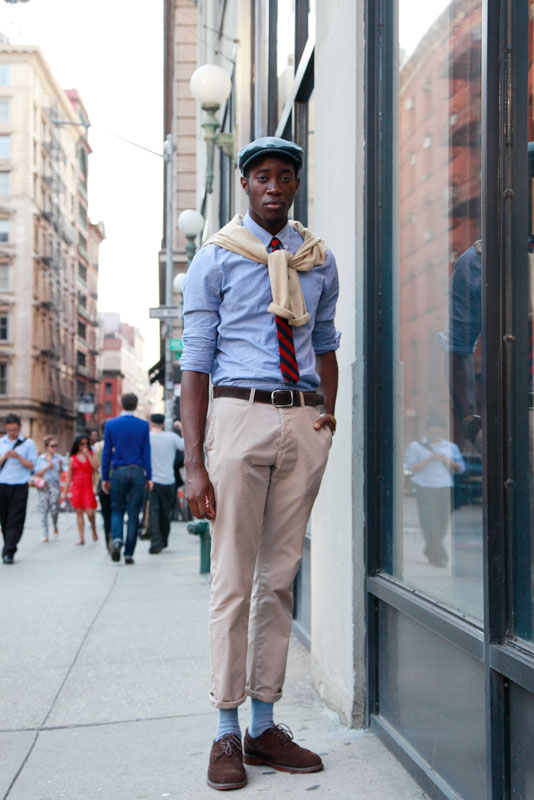 edwin_ss2013 street style, street fashion, men, NYFW, NYC