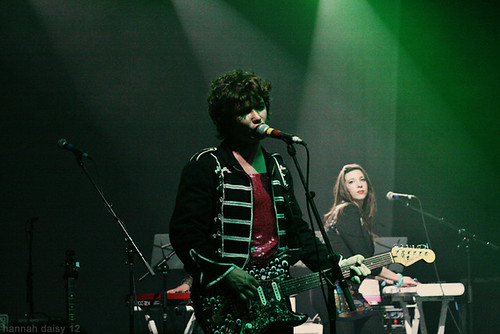 The Simple Pleasure @ KOKO, Camden 23/10/12