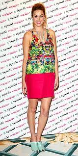 Whitney Port Metallic Embellished Shoes Celebrity Style Women's Fashion