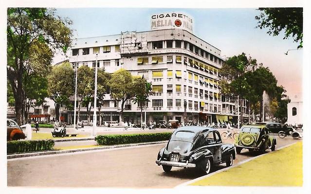 saigon - boulevard bonard