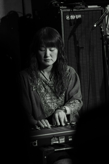 O.E. Gallagher live at Shimbashi ZZ, Tokyo, 21 Oct 2012. 145