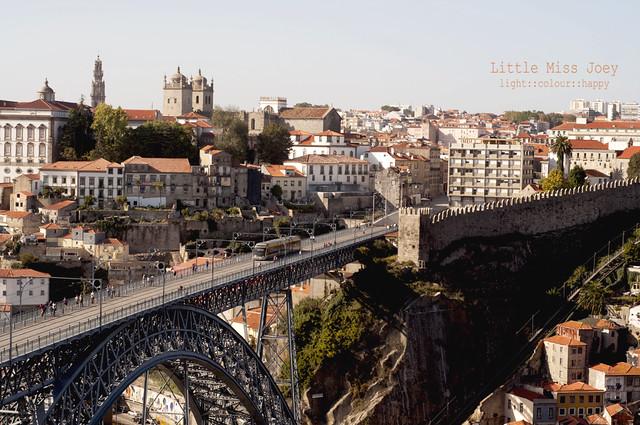 Arriving home... Porto