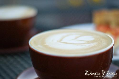 348: Vanilla Latte Art