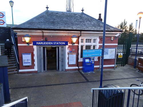 Harlesden Station