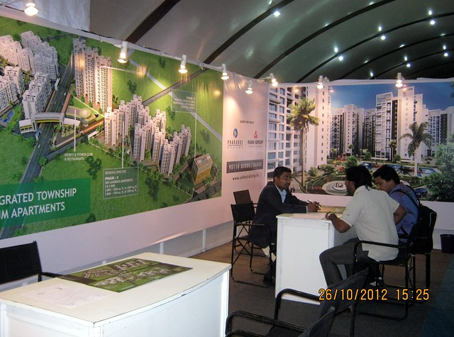 Pharande Spaces (www.pharandespaces.com) Exhibition of Properties in Hinjewadi, Wakad, Baner, Balewadi & Bavdhan! - PROFEST WEST 2012 by CREDAI Pune Metro on 26 - 27 -28 October 2012 at VITS Hotel, Balewadi, Pune