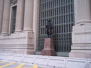 GCT - Vanderbilt Statue