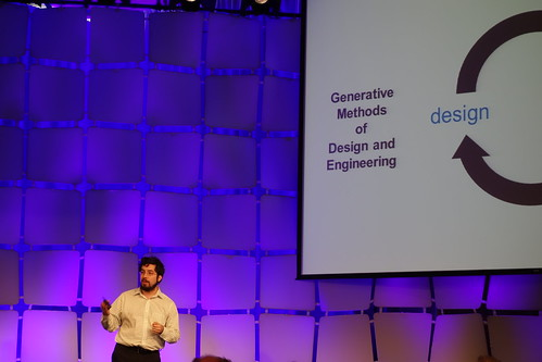 Ed Boyden at MIT Media Lab Liaison meeting 2012 fall