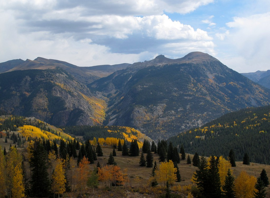 elevation of engineer mountain colorado usa