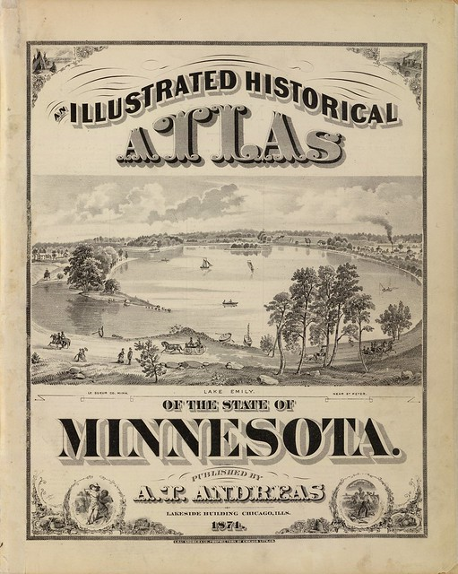 An illustrated historical atlas of the State of Minnesota 1874