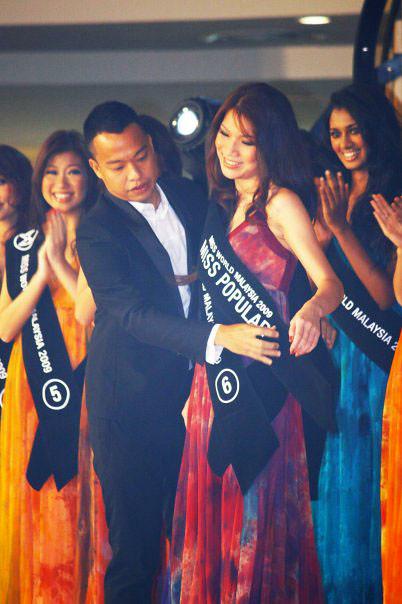 Miss World Malaysia