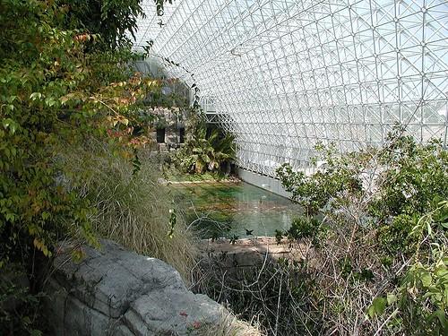 Biosphere2 inside