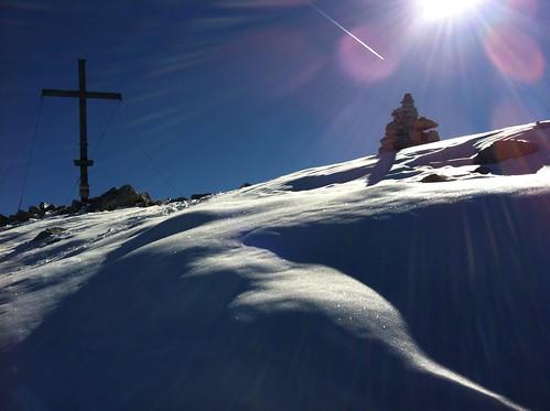 Almerhorn-Gipfel 2.986 m