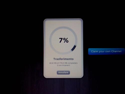 Trasferimento al 7 percento by Ylbert Durishti