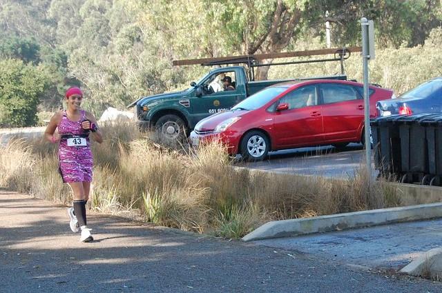 Tracy's Lazarus Marathon