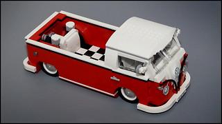 Custom 1962 VW Lowrider Truck