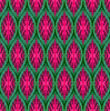 ikat leaves