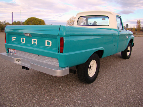 1966 Ford F100 4x4
