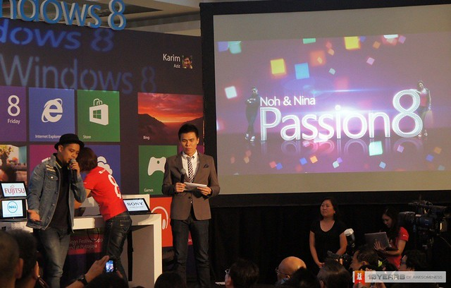 [Events] Windows 8 Malaysian Launch