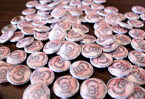 100 buttons for jason hudson