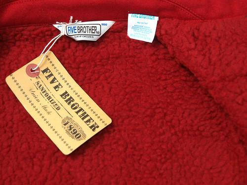 Five Brother / Zip CPO Jacket