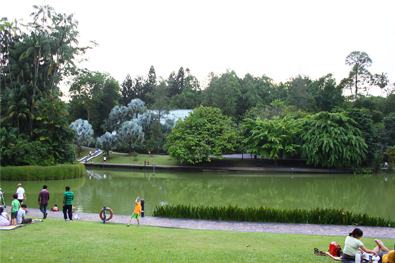 Of Food Dance And My Life Beixin 39 S 21st Birthday Botanic Gardens