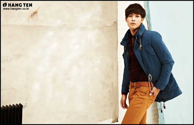 Kim Hyun Joong HANGTEN FALL 2012 Wallpapers & Photos