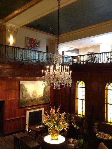 Heathman hotel, Portland