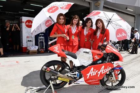 Team AirAsia-SIC-Ajo's Zulfahmi