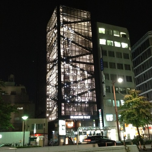 名古屋の綺麗なビル by haruhiko_iyota