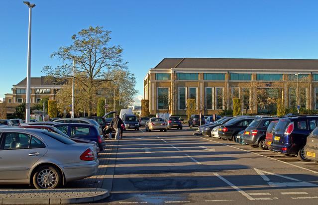 Peel Centre Car Park Bracknell
