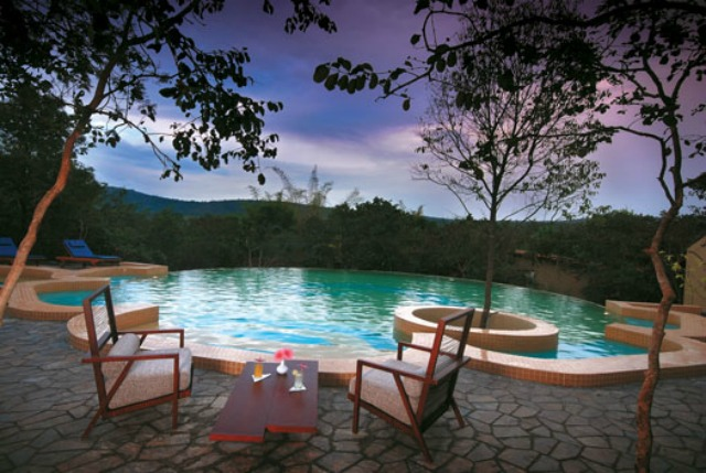Windflower bandipur resort and spa for Resorts in bandipur with swimming pool