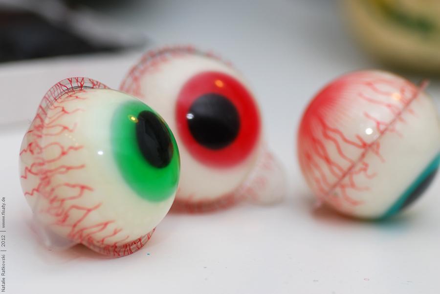 Trolli Augen