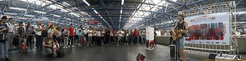 Festival Red Bull SounderGround 2012- Festival Internacional de Músicos de Metrô by barretorodrigo