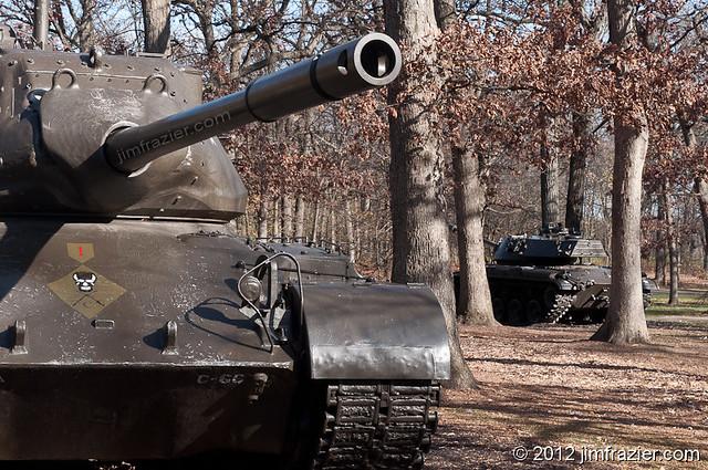 Tank Echos