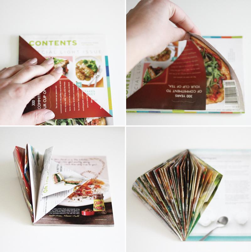 magazine prism DIY