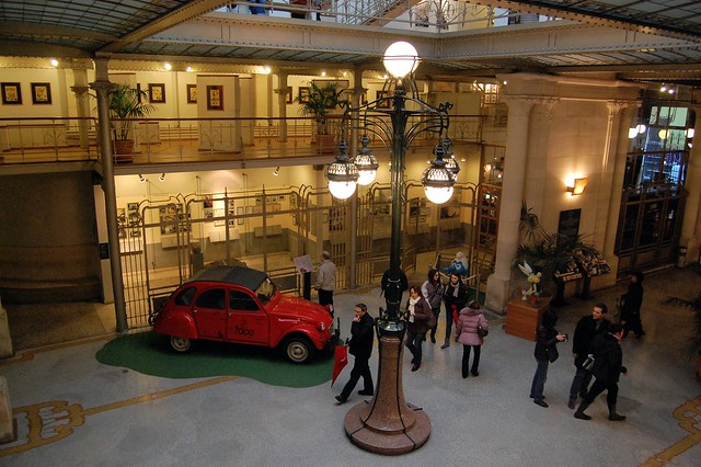 Museu do Comic - Bruxelas