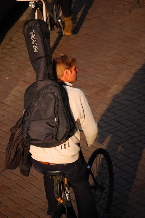 Music and bikes