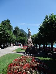 William Tell at Lugano
