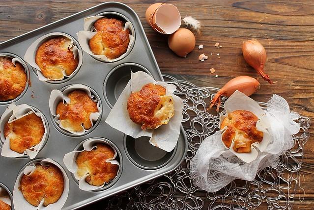 Muffins au munster