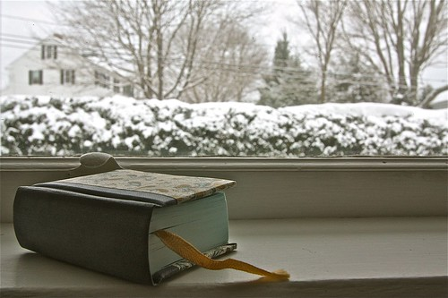Little Book by the Window