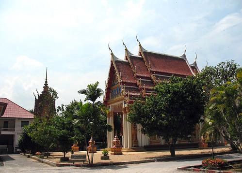 Wat Suwan Kuha Temple