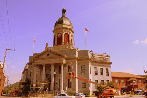 Cherokee Co. Courthouse - Murphy, NC