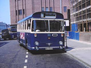 Great Yarmouth Transport in 1975 (c) D.G Bell Collection