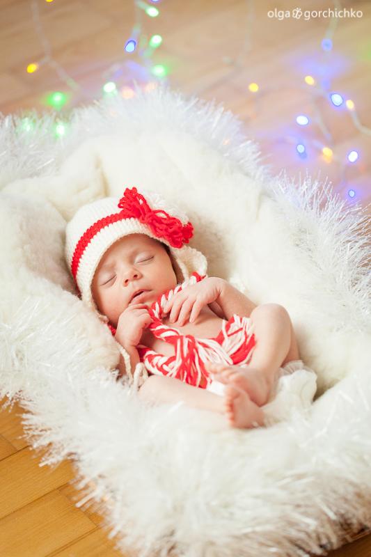 Новорожденная Ева