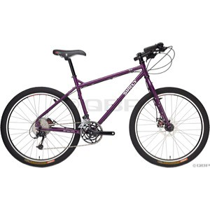 The Surly Troll, now in eggplant
